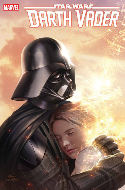 Marvel Comics Star Wars #4 Darth Vader Comic Book