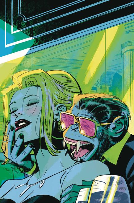 Dark Horse Umbrella Academy #1 of 6 You Look Like Death Comic Book [Jodie Bellaire & Leonardo Romero Variant Cover C]