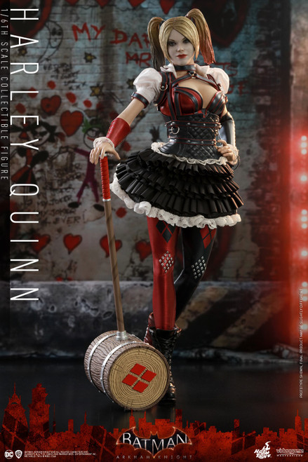 Batman Arkham Knight Videogame Masterpiece Harley Quinn Collectible Figure (Pre-Order ships June 2021)