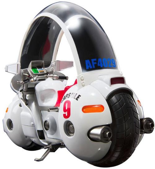 Dragon Ball S.H. Figuarts Bulma's Motorcycle Action Figure [Hoipoi Capsule No. 9]