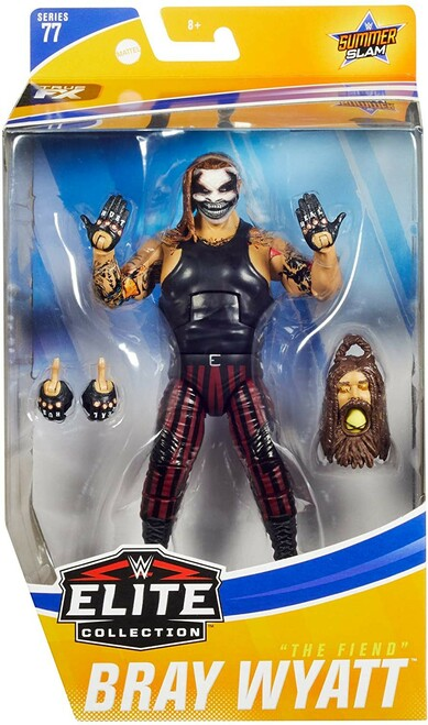 "WWE Wrestling Elite Collection Series 77 ""The Fiend"" Bray Wyatt Action Figure"