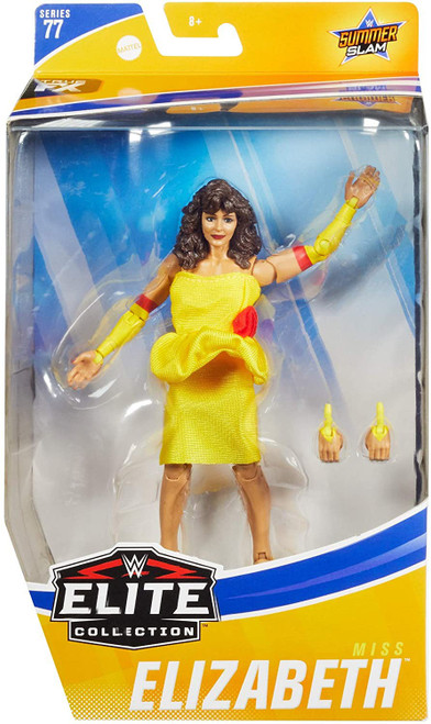 WWE Wrestling Elite Collection Series 77 Elizabeth Action Figure