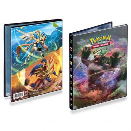 Ultra Pro Pokemon Trading Card Game Sword & Shield Rebel Clash 4-Pocket Portfolio (Pre-Order ships January)