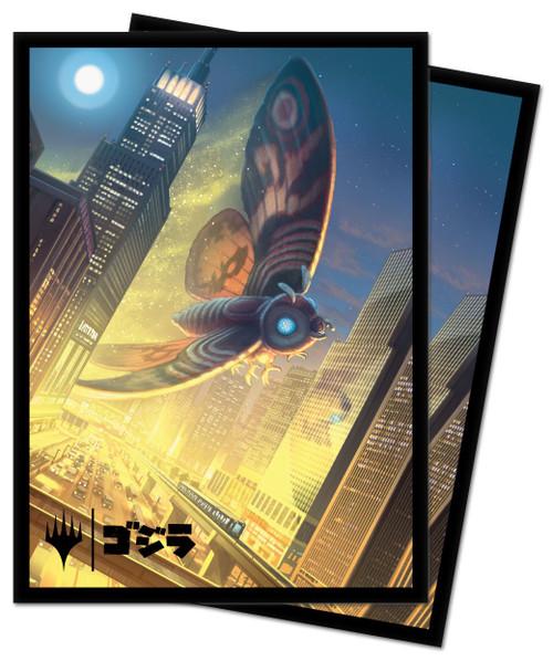 Ultra Pro MtG Ikoria Alternate Art Mothra Supersonic Queen Standard Card Sleeves [100 Count]