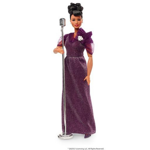 Barbie Inspiring Women Ella Fitzgerald Doll
