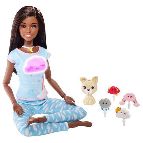 Breathe with Me Barbie Doll [Brunette Version]
