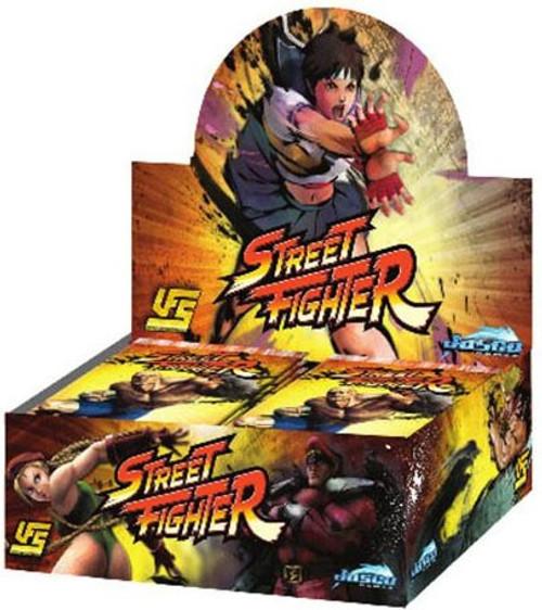 UFS Street Fighter Booster Pack