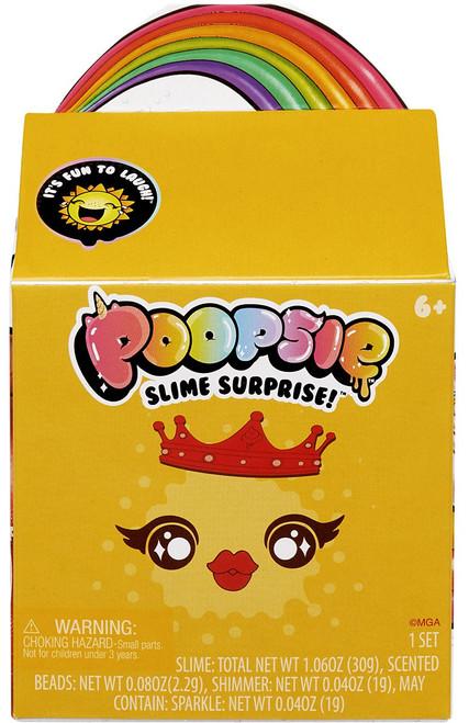 Poopsie Slime Surprise! Drop 4 Poop Pack Mystery Pack [Yellow Fast Food Package]