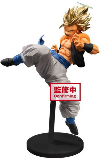 Dragon Ball Z Blood of Saiyans Super Saiyan Gogeta 7.4-Inch Collectible PVC Figure Vol.9 [Special Version] (Pre-Order ships November)