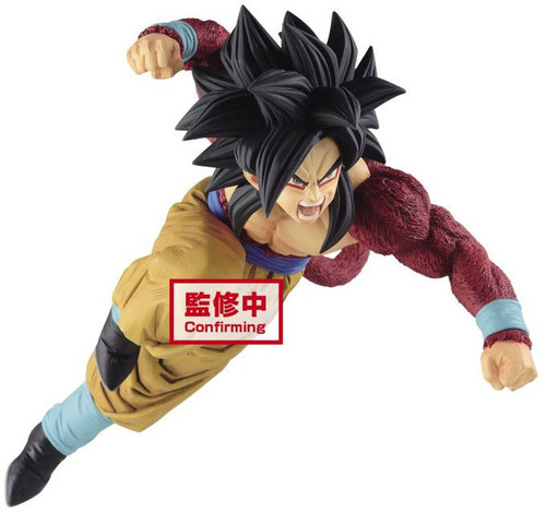 Dragon Ball GT Super Saiyan 4 Goku 6.7-Inch Collectible PVC Figure