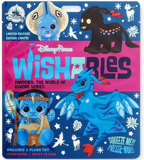 Disney Wishables Pandora: The World of Avatar 5-Inch Micro Plush Mystery Pack [1 RANDOM Figure]
