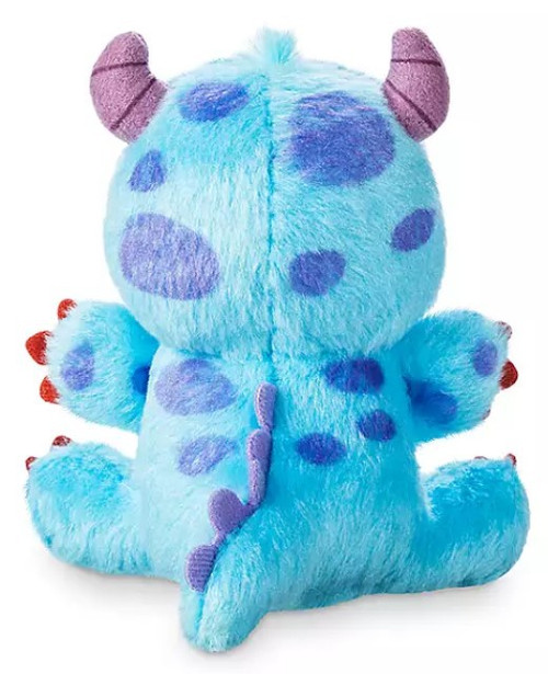 Disney Wishables Monsters, Inc. Mike & Sulley to the Rescue Sulley 4-Inch Micro Plush