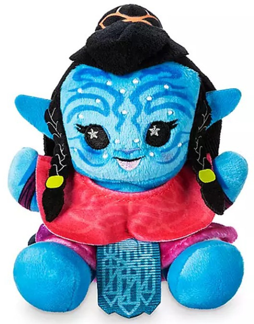 Disney Wishables Pandora: The World of Avatar Shaman 4-Inch Micro Plush