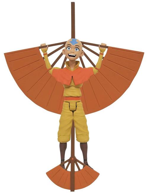 Avatar the Last Airbender Series 2 Airbender Aang Action Figure
