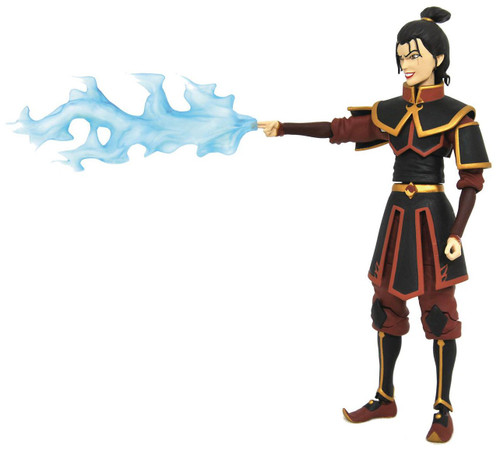 Avatar the Last Airbender Series 2 Firebender Azula Action Figure