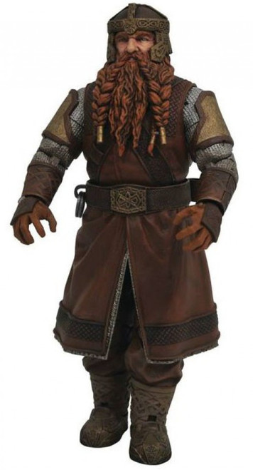 Lord of the Rings Build Sauron Series 1 Gimli Action Figure