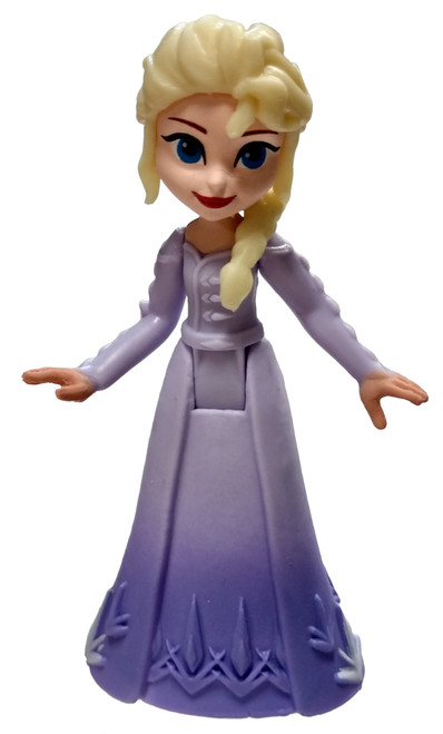 Disney Frozen 2 Pop Adventures Elsa 2.25-Inch Mini Figure [Purple Gown Loose]