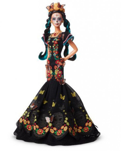Collector's Dia de Muertos Barbie Doll