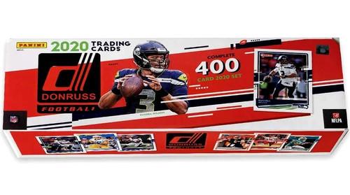 NFL Panini 2020 Donruss Football Trading Card Factory Set [400 Cards!]