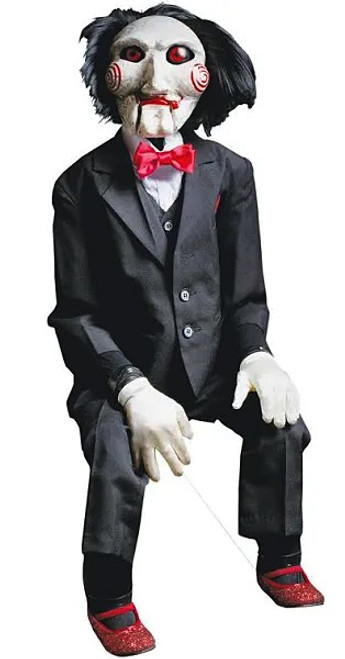 Saw Billy Puppet 47-Inch Prop Replica