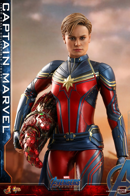 Avengers Endgame Captain Marvel Collectible Figure (Pre-Order ships June 2021)