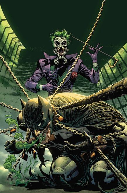 DC Batman #97 Joker War Comic Book