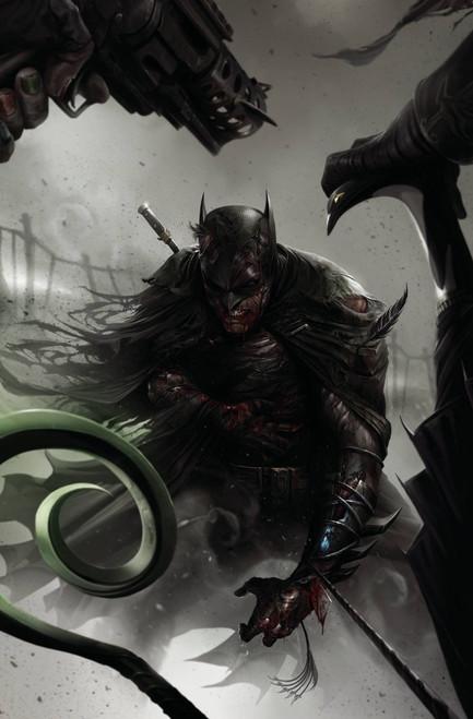 DC Batman #97 Joker War Comic Book [Francesco Mattina Variant Cover]