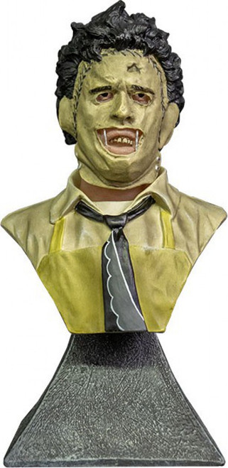 Texas Chainsaw Massacre Leatherface 6-Inch Mini Bust (Pre-Order ships November)