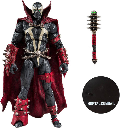 McFarlane Toys Mortal Kombat 11 Series 2 Spawn Action Figure [Mace, Version 2]