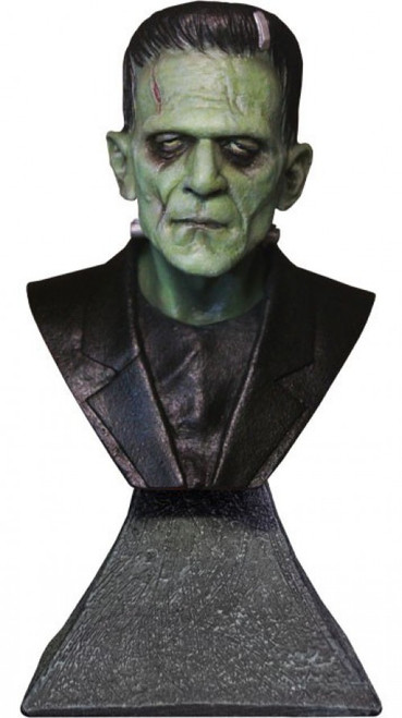 Universal Monsters Frankenstein's Monster 6-Inch Mini Bust
