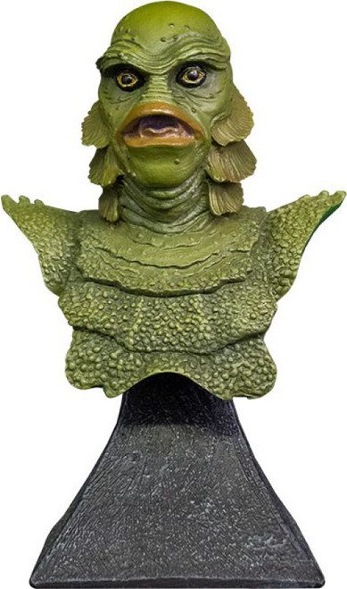 Universal Monsters The Creature from the Black Lagoon 6-Inch Mini Bust (Pre-Order ships April)