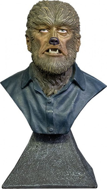 Universal Monsters The Wolfman 6-Inch Mini Bust (Pre-Order ships November)