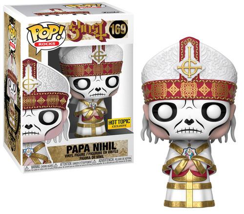 Funko Ghost POP! Rocks Papa Nihil Exclusive Vinyl Figure #169