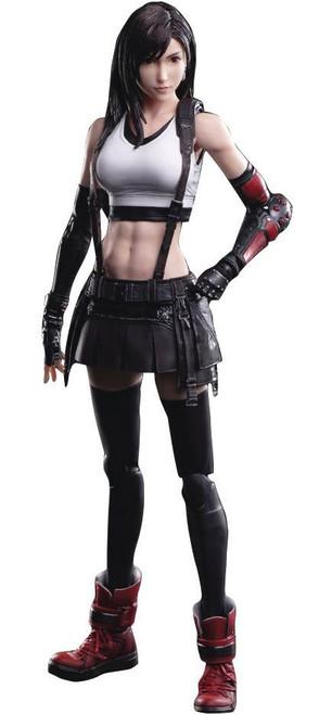 Play Arts Kai Final Fantasy VII Remake Tifa Lockhart Action Figure (Pre-Order ships April)