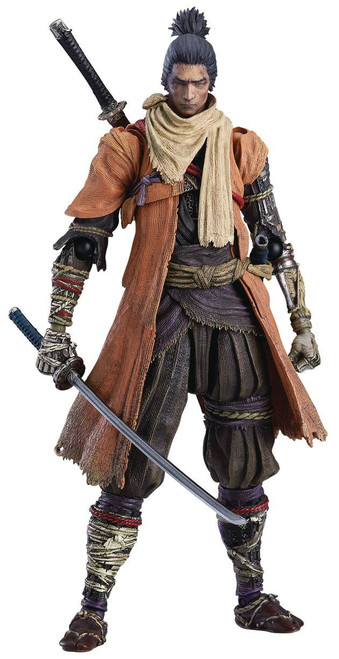 Sekiro: Shadows Die Twice Figma Sekiro Action Figure #483 [Regular Version] (Pre-Order ships February)