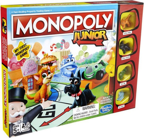 Monopoly Junior Board Game [Version 2]
