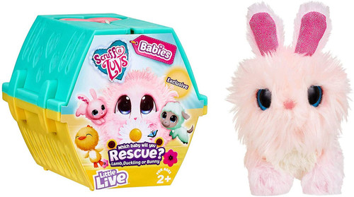Little Live Pets Scruff A Luvs Babies Series 2 Exclusive Mini Plush Surprise Mystery Pack [1 RANDOM Figure!]