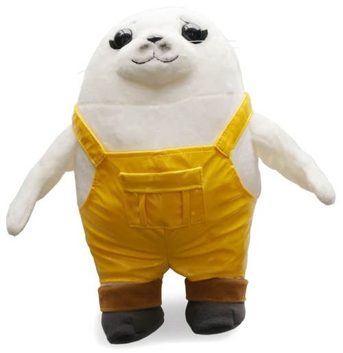 SAGA Ghus the Seal 11-Inch Plush