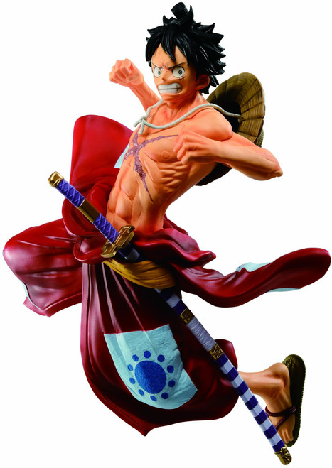 One Piece Ichiban Luffytaro 5.1-Inch Collectible PVC Figure [Full Force]