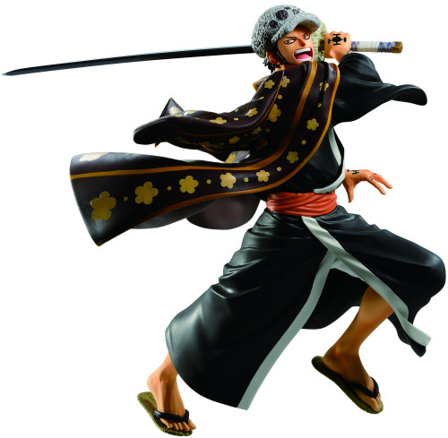 One Piece Ichiban Trafalgar Law 7.8-Inch Collectible PVC Figure [Full Force]