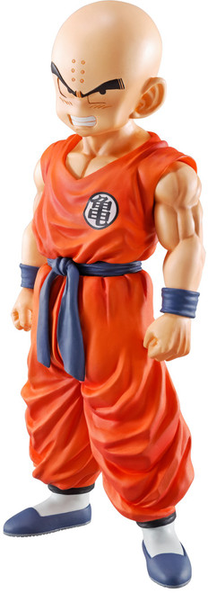 Dragon Ball Ichiban Krillin 7-Inch Collectible PVC Figure [Strong Chains!!]
