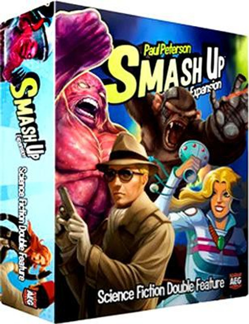 Smash Up Science Fiction Double Feature Board Game Expansion