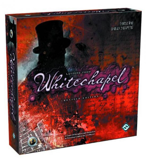 Letters from Whitechapel Board Game [Revised Edition]