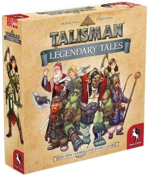 Talisman Legendary Tales Board Game