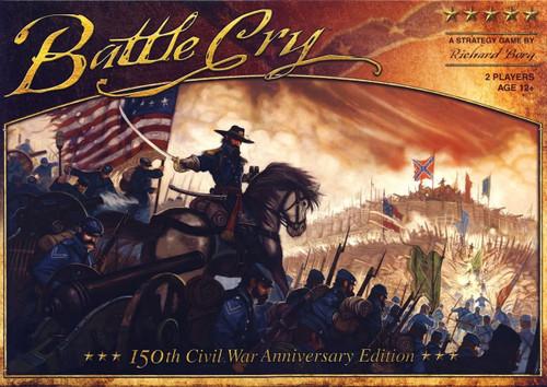 Battle Cry Board Game [150th Civil War Anniversary Edition]