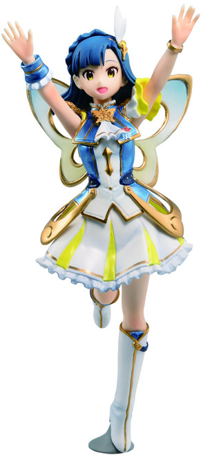 The Idolm@ster Millionlive! Ichiban Yuriko Nanao 5.9-Inch Collectible PVC Figure