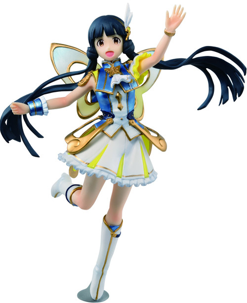 The Idolm@ster Millionlive! Ichiban Reika Kitakami 6.3-Inch Collectible PVC Figure