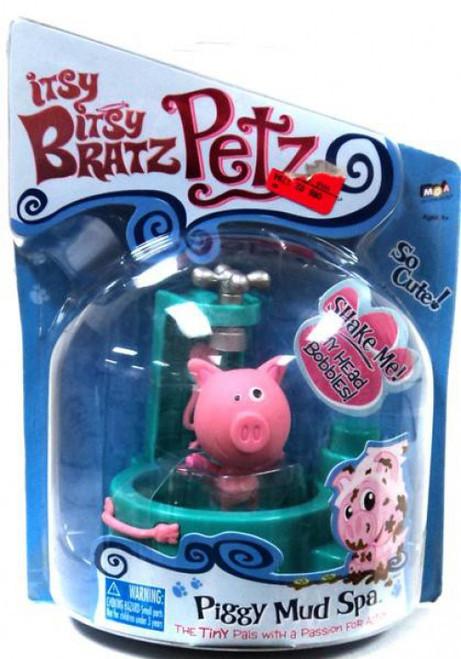 Itsy Bitsy Bratz Piggy Mud Spa Mini Doll