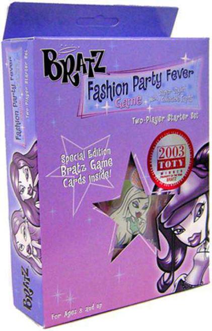 Bratz Fashion Party Fever Card Game