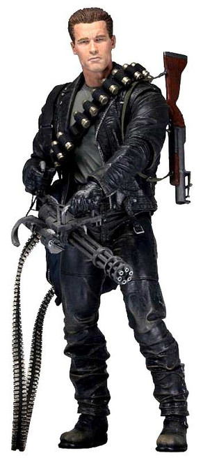 NECA Terminator 2 Judgment Day T-800 Action Figure [Ultimate Version]